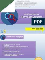 03. Farmacología de las Hormonas Sexuales