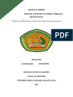Analisis Pengaruh Size and Book