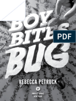"""Boy Bites Bug"" Chapter Excerpt"