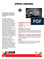 Ingenieur Systemes Aeronautique Clermont