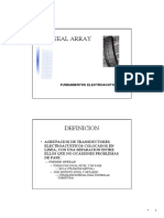 Lineal Array A
