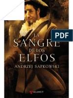 Andrzej Sapkowski - Geralt de Rivia III, Sangre de los Elfos.pdf