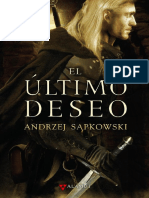 Andrzej Sapkowski - Geralt de Rivia I, El Ultimo Deseo.pdf