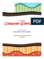 A2 Computer Science Upto 2017