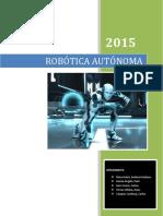 ROBOTICA AUTONOMA