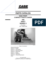 CASE 440, 440CT Series 3 Skid Steer Loader Service Repair Manual.pdf
