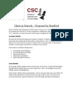 CSC Bradford Proposal