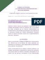 Fallo de Unificacion Jurisprudencial Cde _0208-07_ Art. 45 Dec. 104578