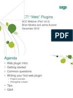 Web Plugins