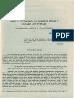 Mito y Totemismo En Sigmund Freud y Claude Levi-Strauss.pdf