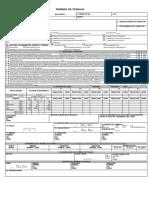 Formatos de Permisos de Trabajo y Ats (1)