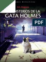 Akagawa, Jiro - [Los Misterios de La Gata Holmes 01] Los Misterios de La Gata Holmes [30102] (r1.3)
