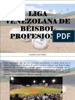 Leopoldo Lares Sultán - Liga Venezolana de Béisbol Profesional