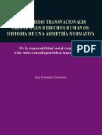 Las Empresas Transnacionales Juan Hernandez