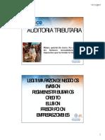 Clase 1 Pet Auditoria Tributaria 2017
