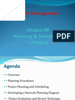 Ch2 Project Planning and Schedualing