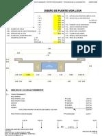 Diseño de Puente Mod 1