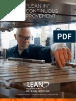 Lean Certification White Paper