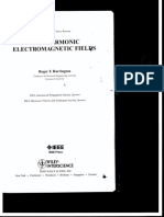 [eBook] Time-Harmonic Electromagnetic Fields - Harrington R F (Ieee Press,)(491S)