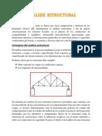 Primer Trabjo de Analisis Estructural