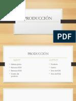 Produccion - T.I
