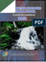 Kecamatan Sendang Dalam Angka 2012