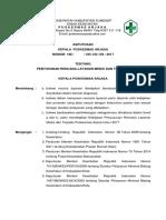 7.4.1 SP Penyusunan Rencana Layanan Medis Dan Terpadu