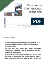 Causas y Ventajas Del Comercio Internacional