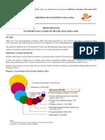 Statistics on Causes of Death, Malaysia, 2014