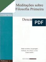 DESCARTES, René. Meditações Sobre Filosofia Primeira (Unicamp).pdf