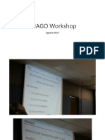 ENAGO Workshop