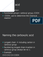 6. Carboxylic Acids