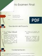 Proyecto Corregido - Camilo Varela