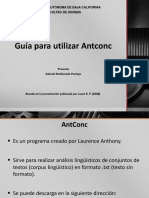 Instructivo AntConc