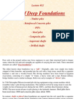 Lecture12a Types of Deep Found