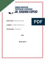 Filosofia Andrea 2018