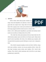 Laporan Pendahuluan Diabetes Melitus - Copy