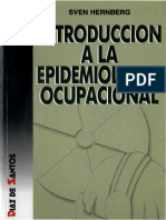Hernberg 1992 - Introducción a la Epidemiología Ocupacional