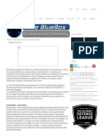 Perfil Psicológico de Un Hacker - The Blue Box - Ethical Hacker Community