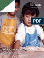 Nestle in Society Report 2016