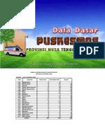19. Data Dasar Puskesmas final - NTT.pdf