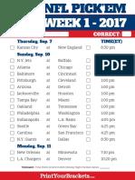 NFL 2017