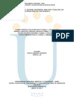 Unidad 2 - Tarea 3. Definir, Describir, Analizar y Evaluar Las Alternativas de Tratamiento Foro-1