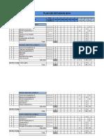Plan de Estudios 2014 Modificado
