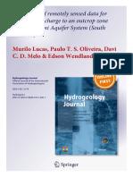 Lucas Et Al 2015 - Hydrogeology Journal