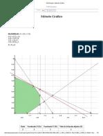 PHPSimplex_ Método Gráfico 1