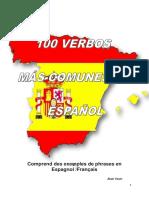 100 Verbos m s Comunes en Espa Ol