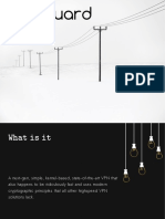 Wireguard Presentation