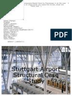 Stuttgart Airport Structural Case Study — RikySongSu