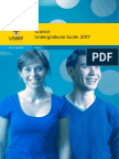 UNSW Science UG Guide 2017